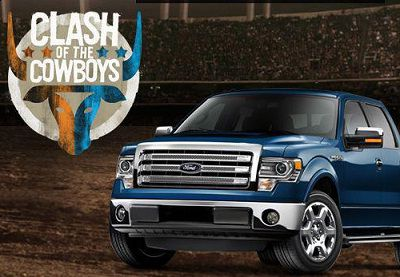 Win Ford F-150 & Trip to 2013 PBR BFT in Clash of the Cowboys Sweepstakes